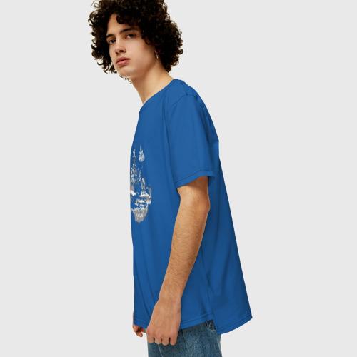 Мужская футболка хлопок Oversize KeyArt Фото 01