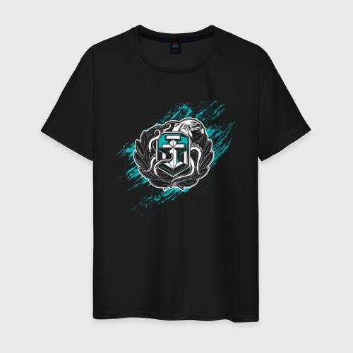 Мужская футболка хлопок Kraken