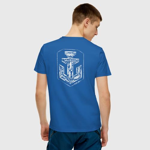 Мужская футболка хлопок  Фото 04, Massachussetts