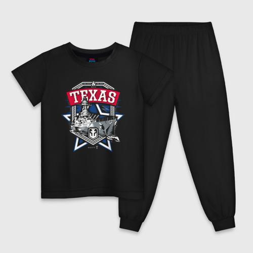 Детская пижама хлопок Texas Фото 01