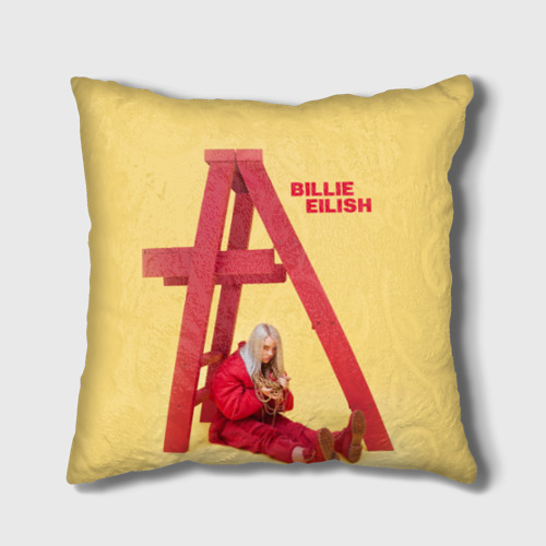 Подушка 3D Billie Eilish