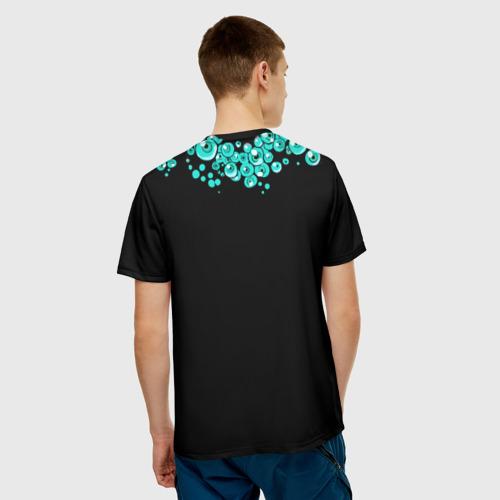 Мужская футболка 3D  Фото 02, Глаза Балора