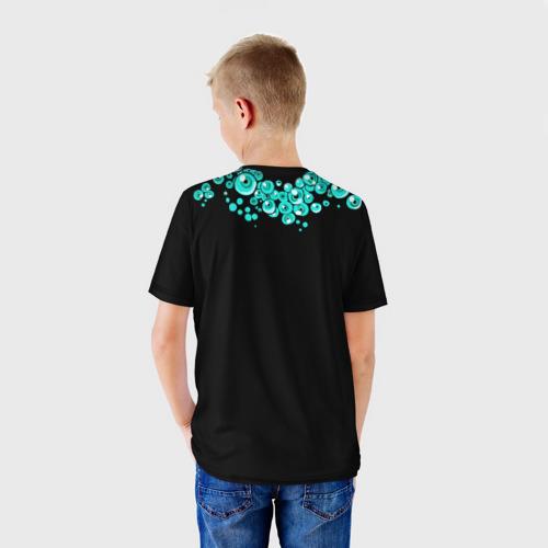 Детская футболка 3D  Фото 02, Глаза Балора