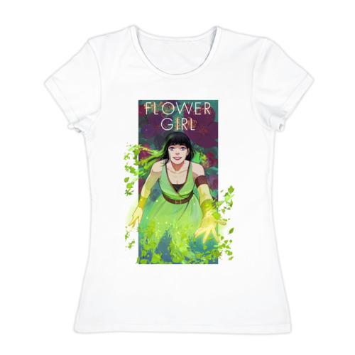 Женская футболка хлопок  Фото 01, Мироходцы