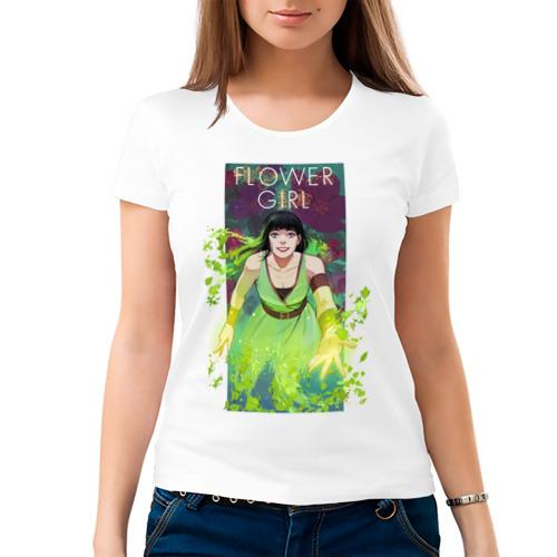 Женская футболка хлопок  Фото 03, Мироходцы