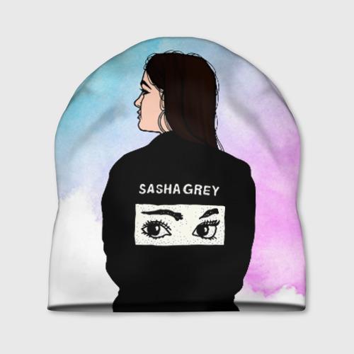 Шапка 3D  Фото 01, Саша Грей Sasha Grey