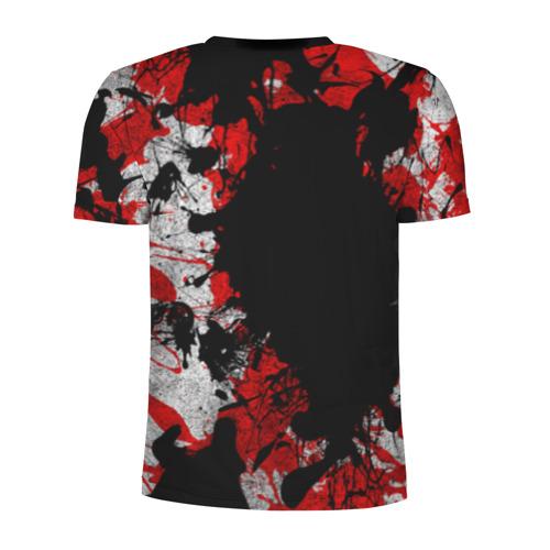 Мужская футболка 3D спортивная  Фото 02, SKILLET
