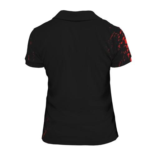 Женская рубашка поло 3D STRANGER THINGS Фото 01