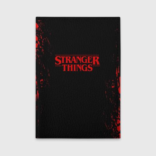 Обложка для автодокументов STRANGER THINGS Фото 01