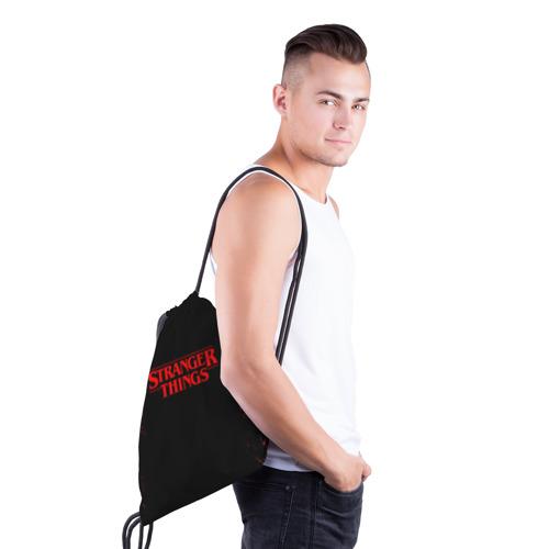 Рюкзак-мешок 3D STRANGER THINGS Фото 01