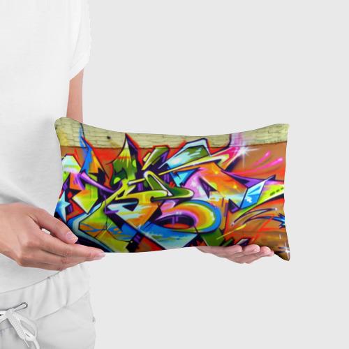 Подушка 3D антистресс Кислота Фото 01