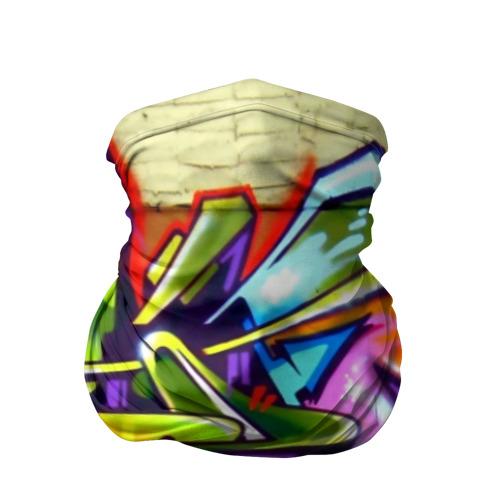 Бандана-труба 3D Кислота Фото 01