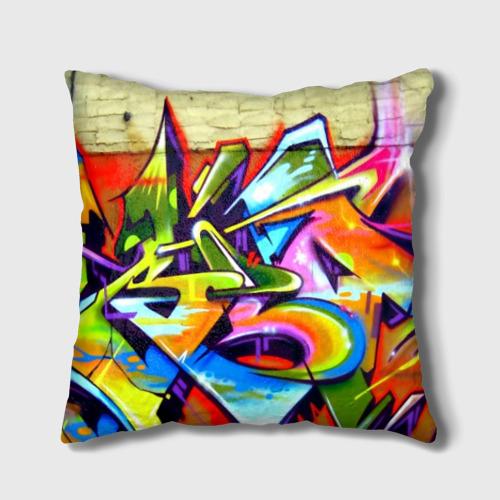 Подушка 3D Кислота Фото 01