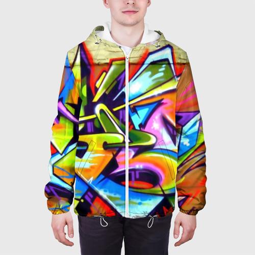 Мужская куртка 3D Кислота Фото 01