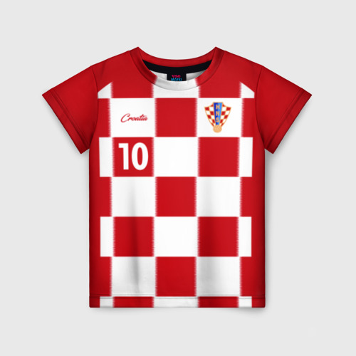 Лука Модрич, Сборная Хорватии