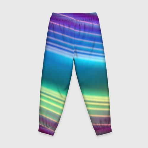 Детские брюки 3D Neon lines Фото 01