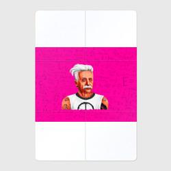Альберт Эйнштейн хипстер