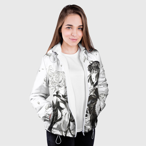 Женская куртка 3D Тацумаки и Фубуки Фото 01