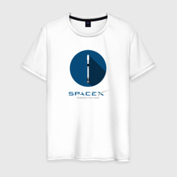 Towards the stars. spaceX