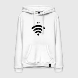 wi-fi майка