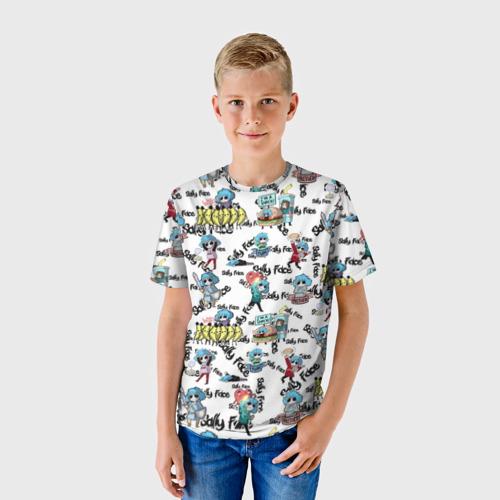 Детская футболка 3D Sally Face Фото 01