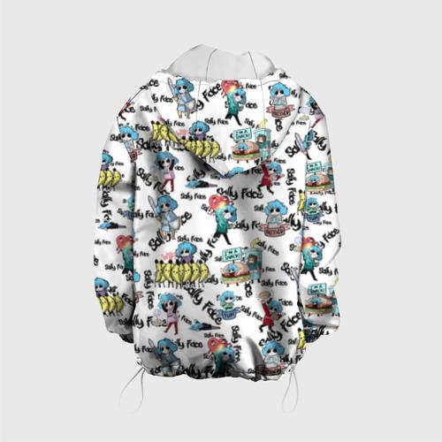 Детская куртка 3D Sally Face Фото 01
