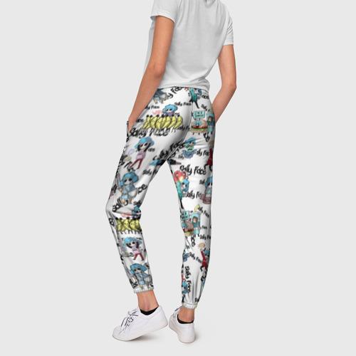 Женские брюки 3D Sally Face Фото 01