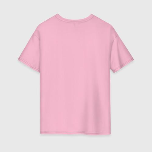 Женская футболка хлопок Oversize Особый вид овоща Фото 01