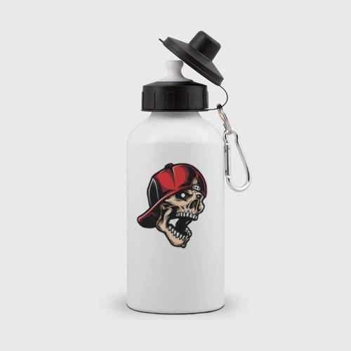 Бутылка спортивная Skull Фото 01