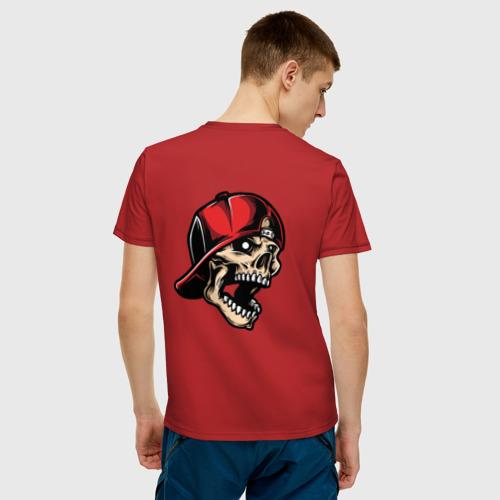 Мужская футболка хлопок Skull Фото 01
