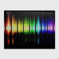 Цветной эквалайзер
