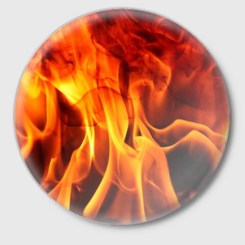 Значок Огонь и дым Фото 01