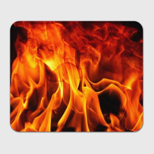 Коврик для мышки прямоугольный Огонь и дым Фото 01