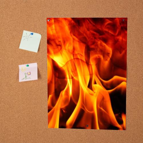 Постер Огонь и дым Фото 01