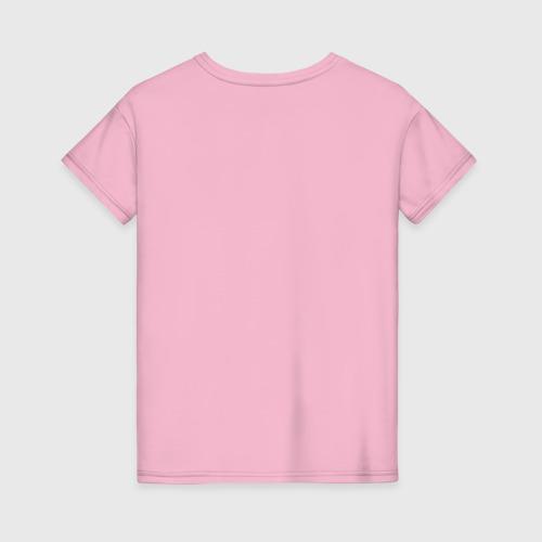 Женская футболка хлопок Единорог делающий деб Фото 01