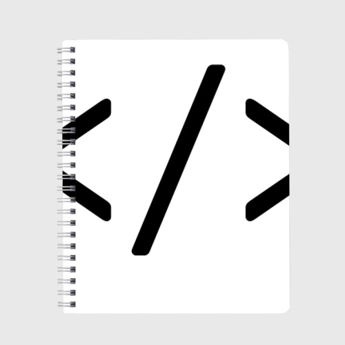 Тетрадь Hard coder Фото 01