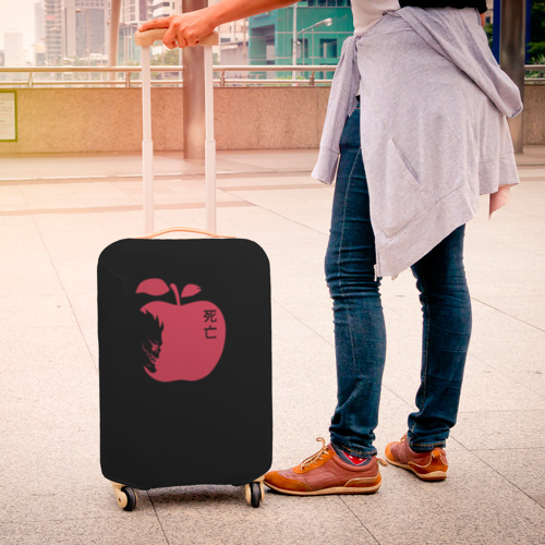 Чехол для чемодана 3D Death Note Apple Фото 01