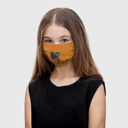 Детская маска (+5 фильтров) Sally Face One фото