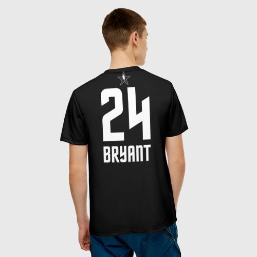 Мужская футболка 3D Kobe BRYANT Jersey Фото 01