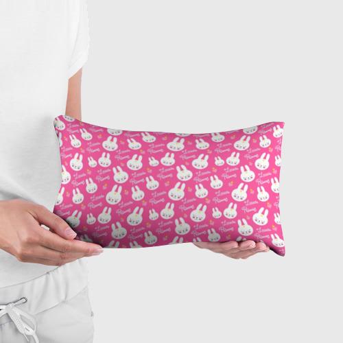 Подушка 3D антистресс  Фото 03, Милые зайчики