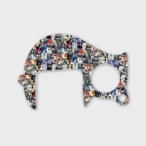 Брелок-тачер BTS Collage Фото 01