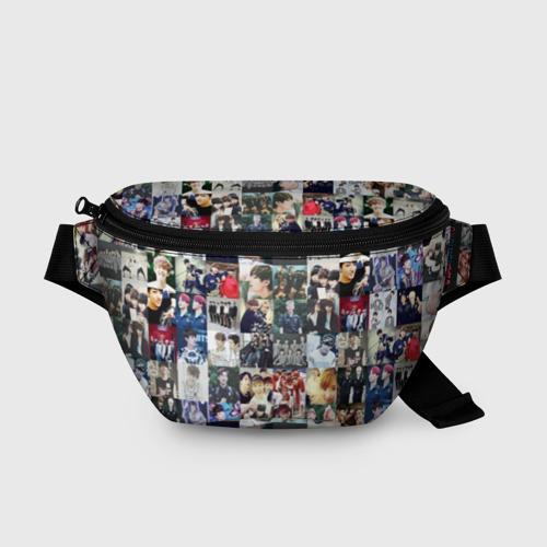 Поясная сумка 3D BTS Collage Фото 01