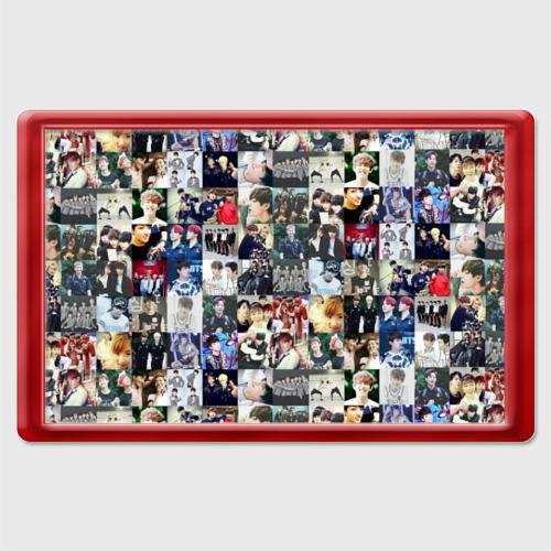 Магнит 45*70 BTS Collage Фото 01