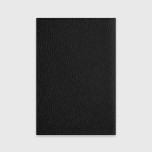 Обложка для паспорта матовая кожа MICHAEL JORDAN Фото 01