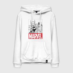 Thor & Captain America comics