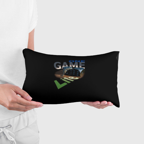 Подушка 3D антистресс  Фото 03, ONE GAME LIFE