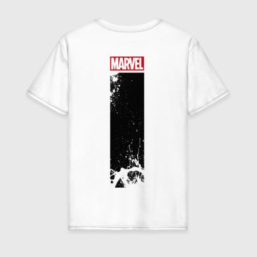 Мужская футболка хлопок IRON MAN Фото 01
