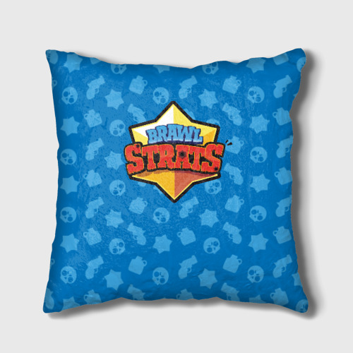 Подушка 3D Brawl Stars One фото