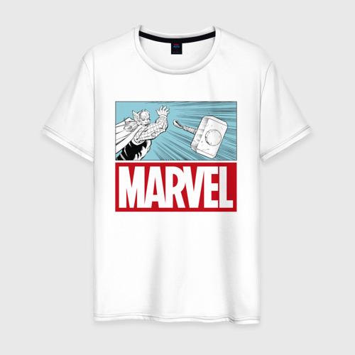 Мужская футболка хлопок Thor Фото 01