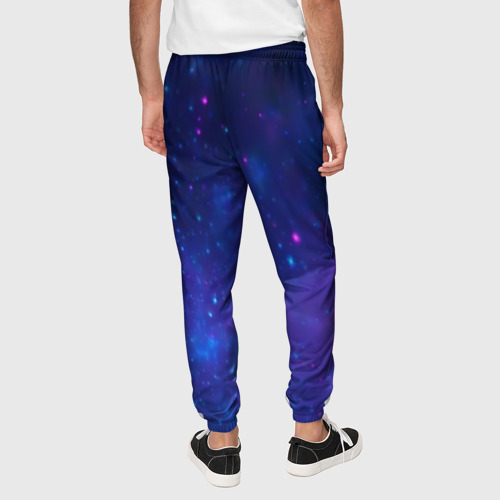 Мужские брюки 3D Космос Фото 01